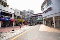 西永福の駅前