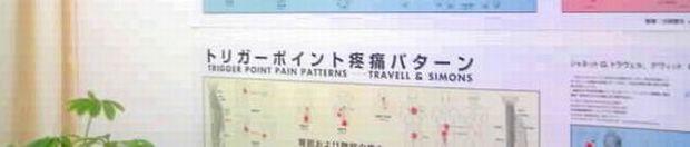 トリガーポイント疼痛パターン